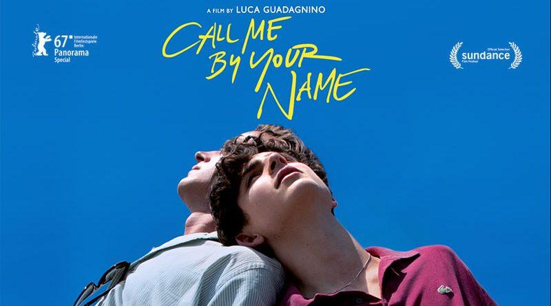 Call me by your name (Luca Guadagnino, 2017)