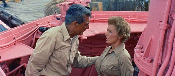 Opération jupons (Operation Petticoat, Blake Edwards, 1959)