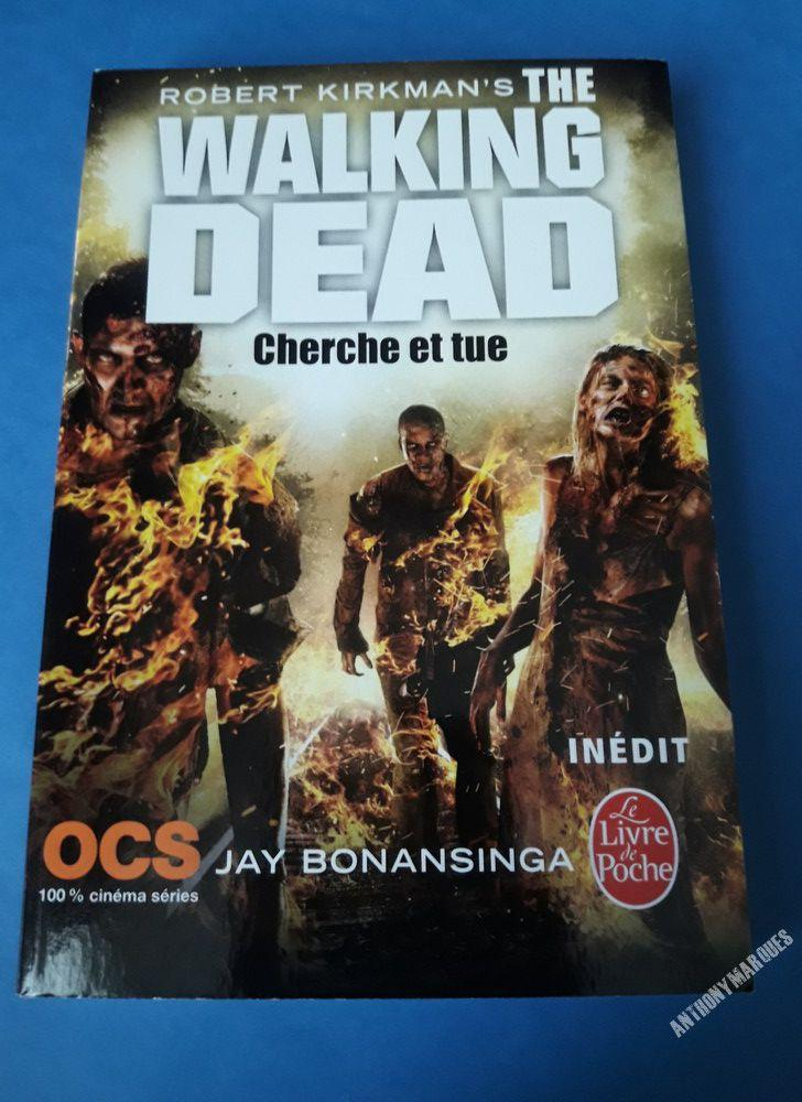 Tome 7 - The Walking Dead : Cherche et tue