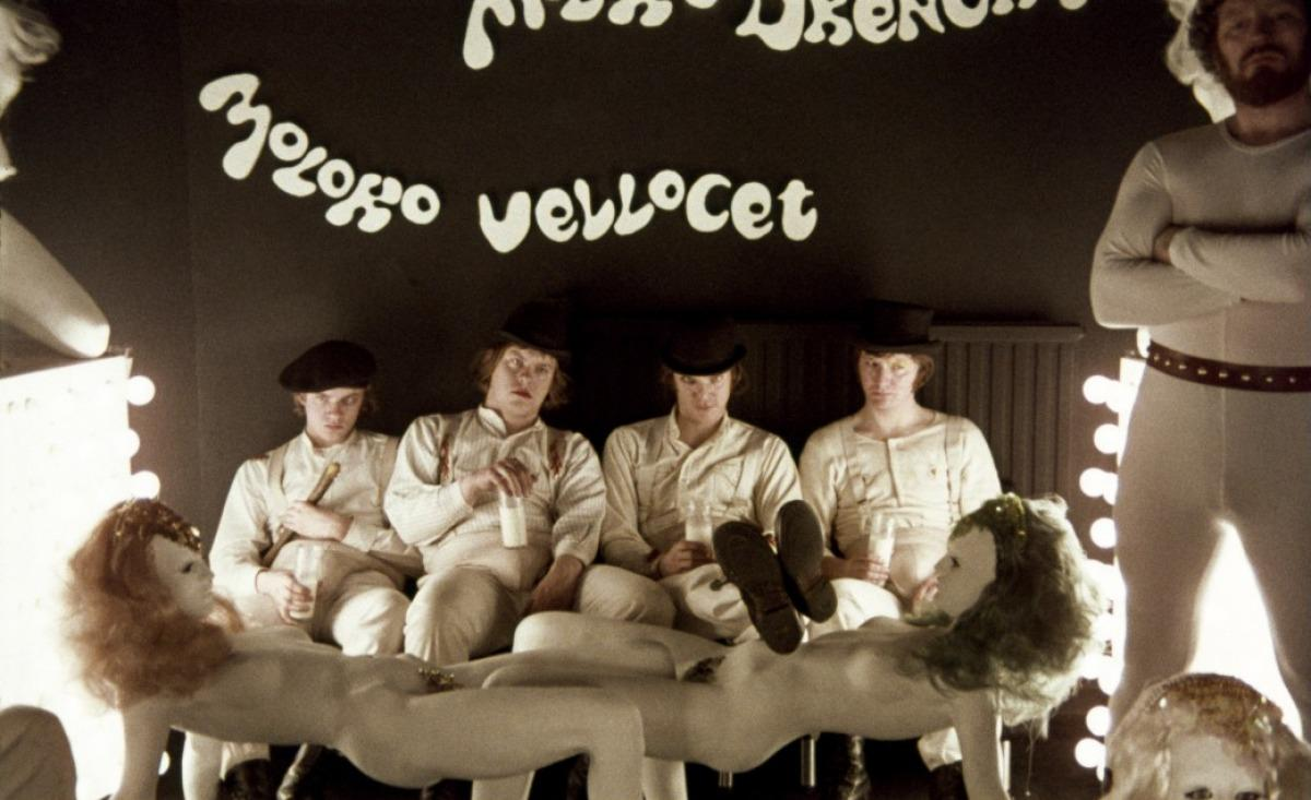 Orange mécanique (A Clockwork Orange, Stanley Kubrick, 1971)