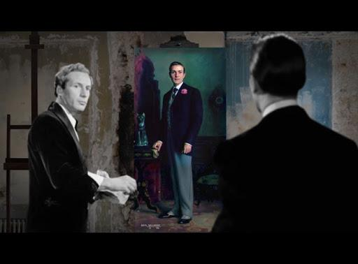 Le Portrait de Dorian Gray (The Picture of Dorian Gray, Albert Lewin, 1945)
