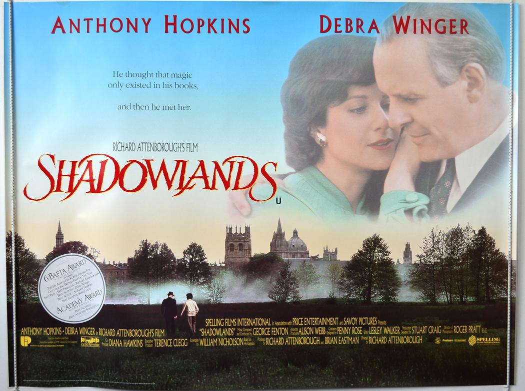 Les Ombres du coeur (Shadowlands, Richard Attenborough, 1993)