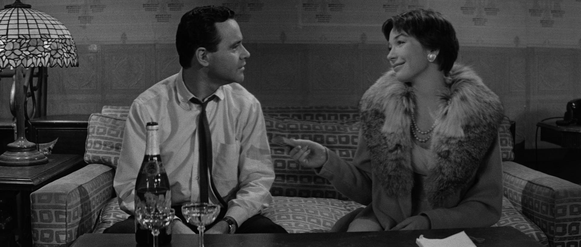 The Apartment (La Garçonnière, Billy Wilder 1960)