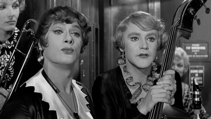 Certains l'aiment chaud (Some Like it Hot, Billy Wilder, 1959)