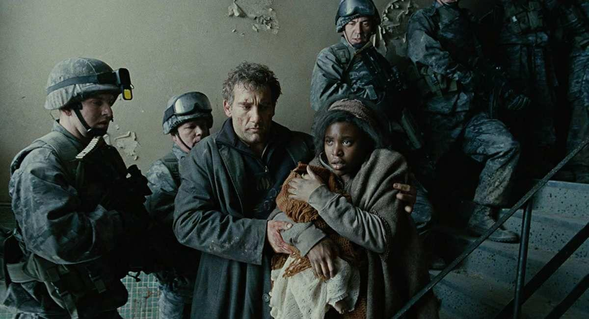 Les fils de l'homme (Children of men, Alfonso Cuaron, 2006)