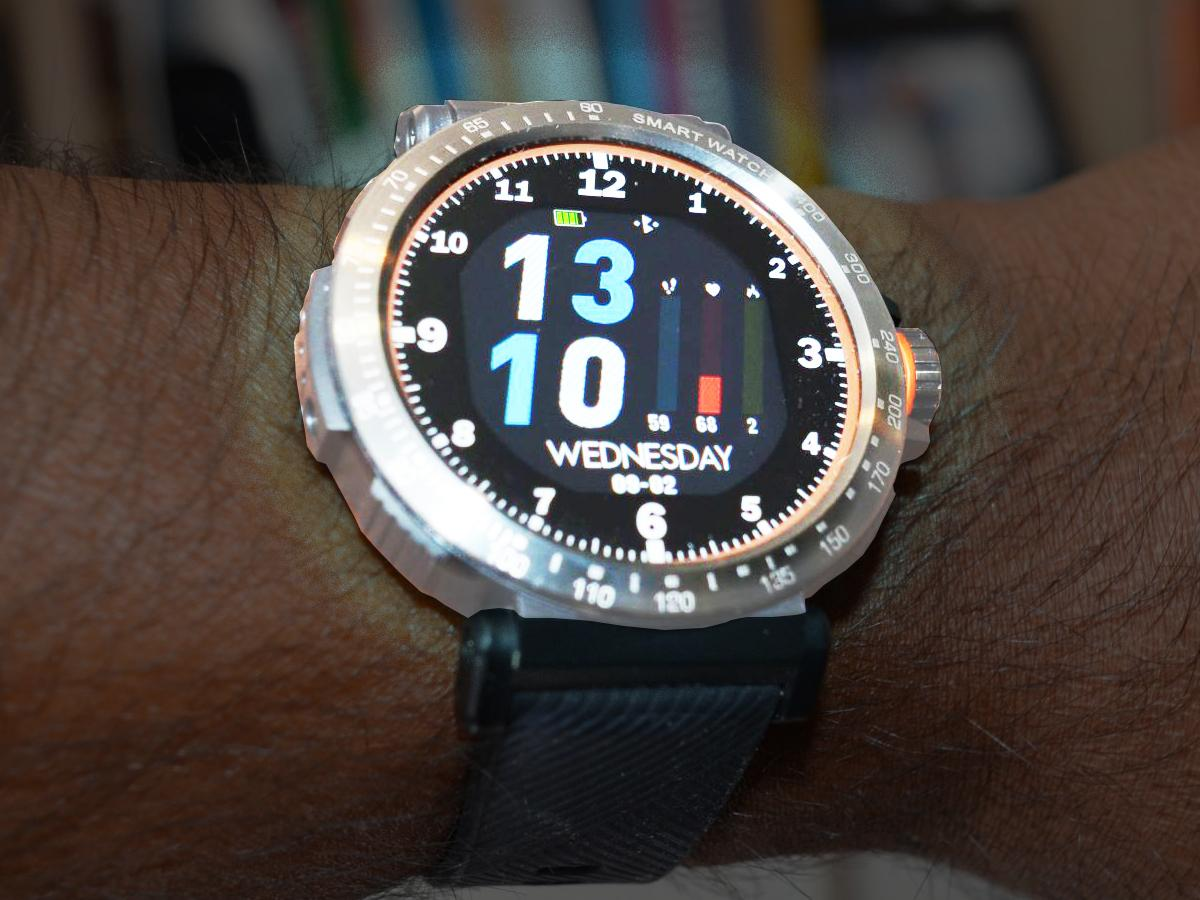 Blitzwolf BW-AT1 Smartwatch Review