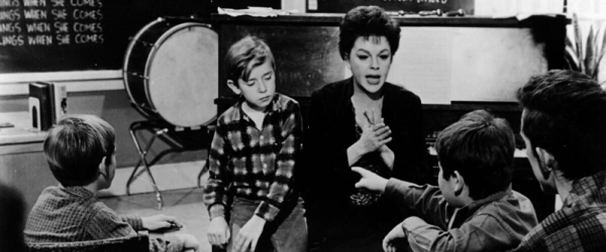 Un enfant attend (A child is waiting, John Cassavetes, 1963)