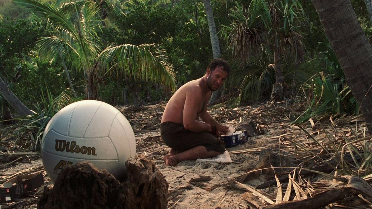 Seul au monde (Cast Away, Robert Zemeckis, 2001)