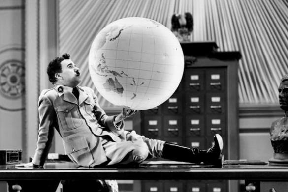 Le Dictateur (The Great Dictator, Charles Chaplin, 1940)