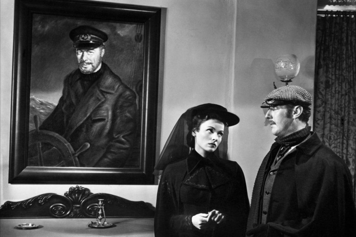 L'aventure de Mme Muir (The Ghost and Mrs. Muir, Joseph L. Mankiewicz, 1947)