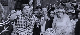 Fatty amoureux (Love, Roscoe Arbuckle, 1919)