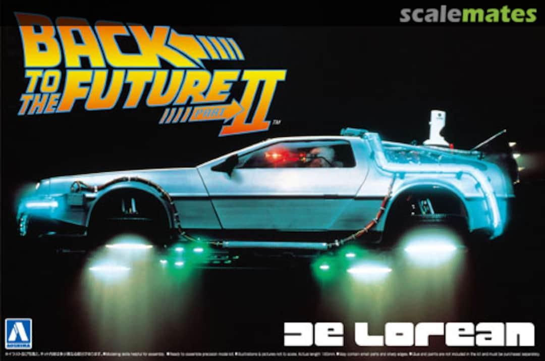 Retour vers le futur II (Back to the future Part II, Robert Zemeckis, 1989)