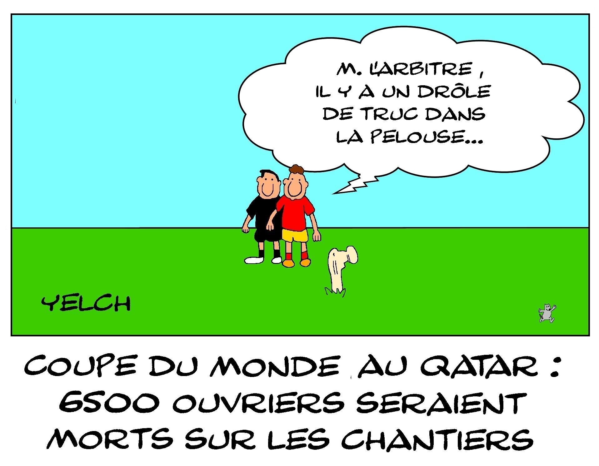 Coupe du monde mortelle