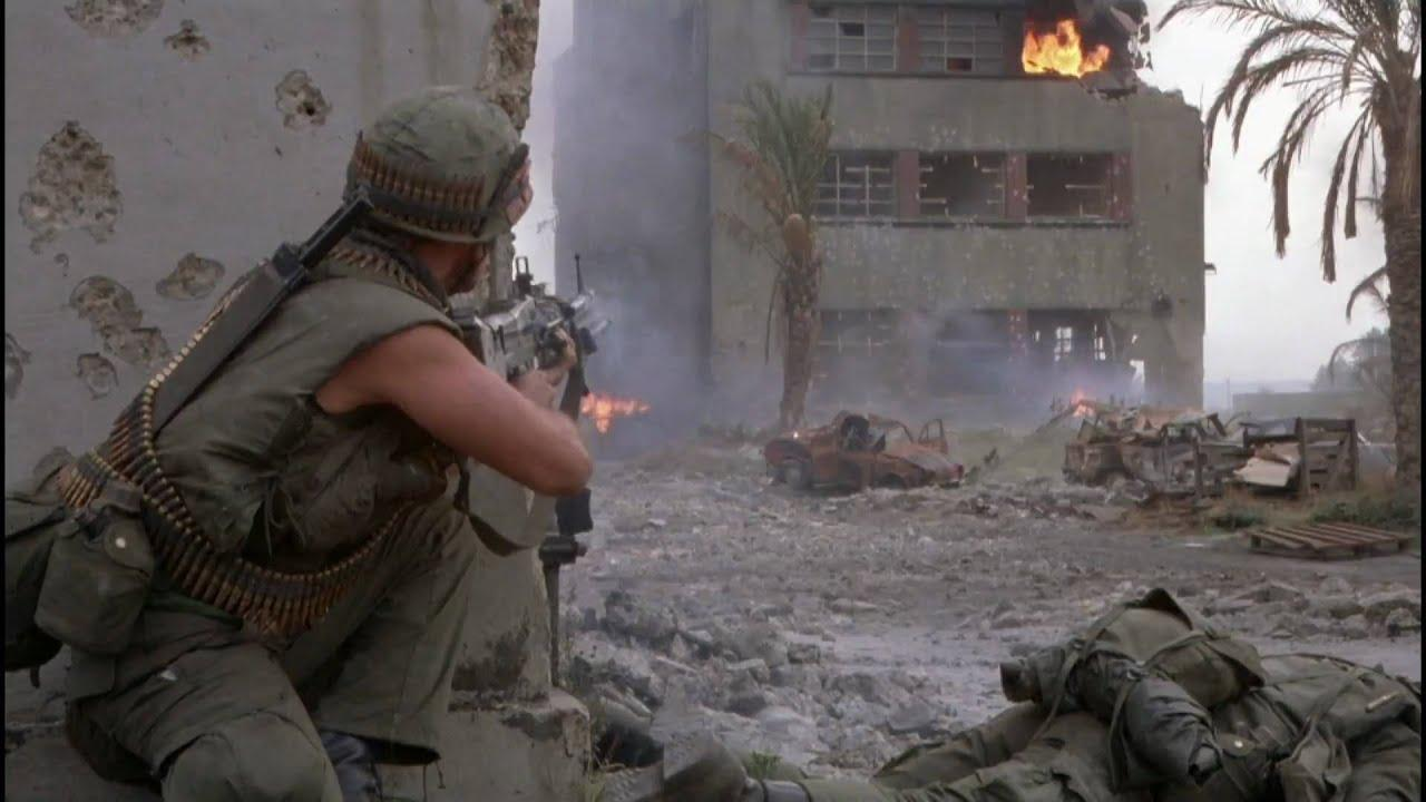 Full Metal Jacket (Stanley Kubrick, 1987)