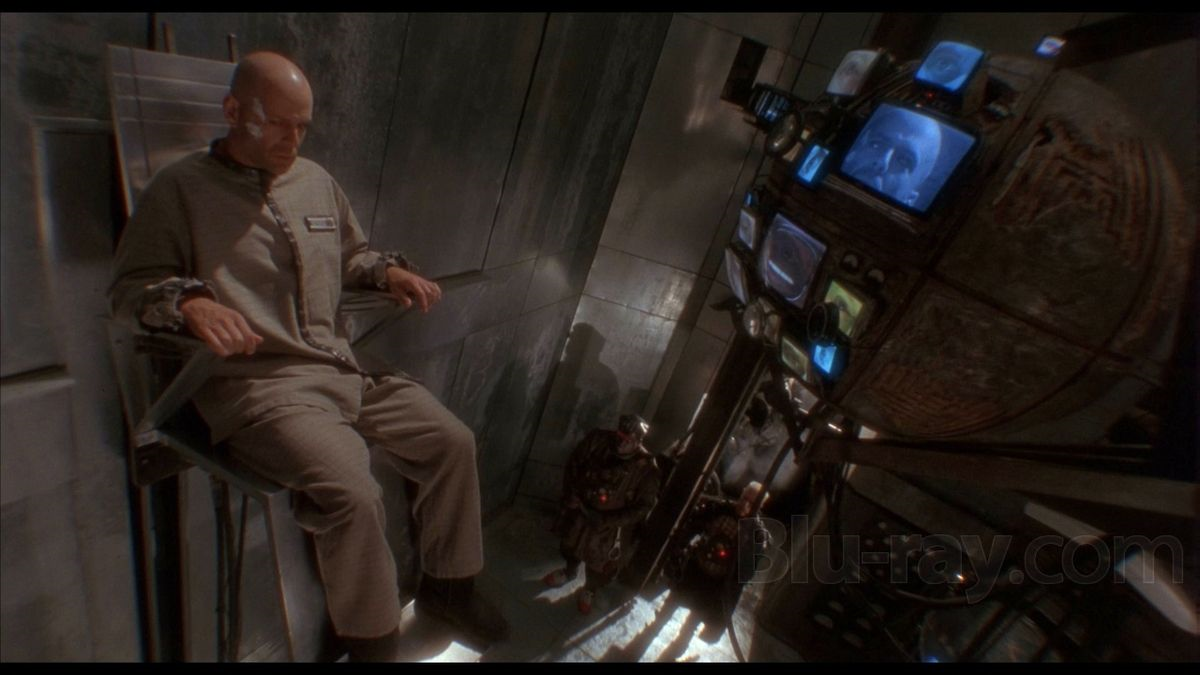 L'Armée des douze singes (Twelve Monkeys, Terry Gilliam, 1995)