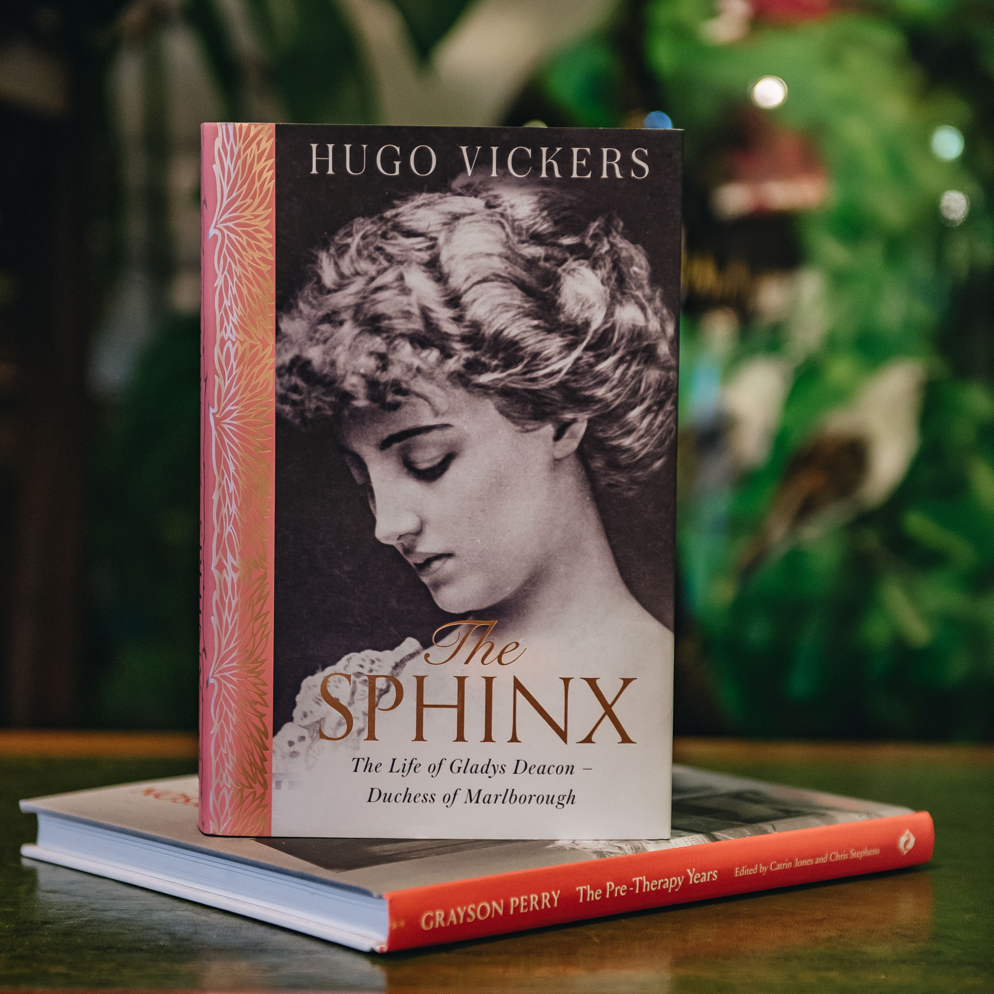 A special event in tribute of The Sphinx book release by Hugo Vickers